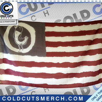 "Cold Cuts Merch - The Wonder Years ""Flag"" Banner"
