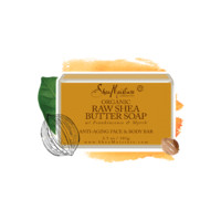 Raw Shea Butter Facial Bar Soap
