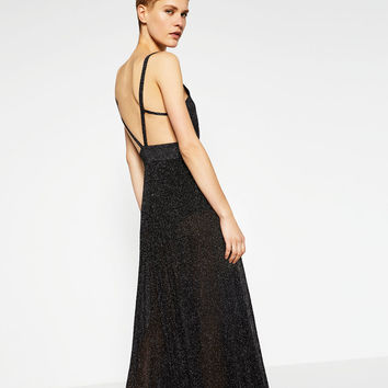LIMITED EDITION LONG DRESS