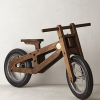 Bennett Balance Bike by Anthropologie Brown One Size Gifts