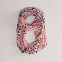 AEO Printed Loop Scarf | American Eagle Outfitters