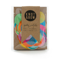 Multicolor Party Confetti by Knot & Bow (6 pack)