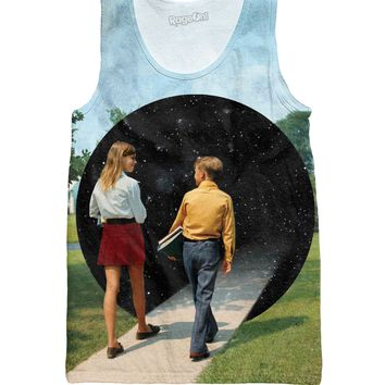 Into the Black Hole Tank Top