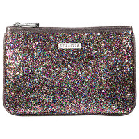 SEPHORA COLLECTION Arm Candy Clutch - Glitter Confetti (8 ½ W  x 5 ¾ H)