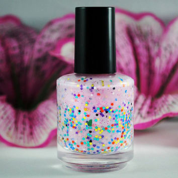 Pajama Party - Handmade nail polish Full bottle