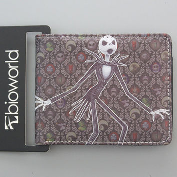 Tim Burton's The Nightmare Before Christmas Wallet