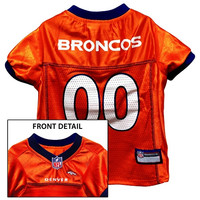 Denver Broncos Jersey Large