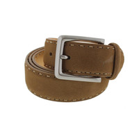 Tommy Bahama Mens Leather Whip Stitch Casual Belt