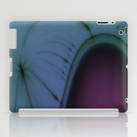 AetherealVibesSeries014 iPad Case by fracts - fractal art
