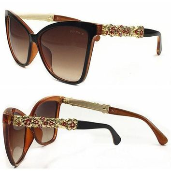 DCCKCO2 Versace Women Fashion Popular Shades Eyeglasses Glasses Sunglasses [2974244494]