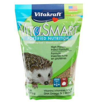Vitakraft® VitaSmart High-Protein Insect Formula Hedgehog Food