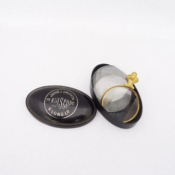 Planiscope Lens by John J.Griffin & Sons Ltd, Vintage lens