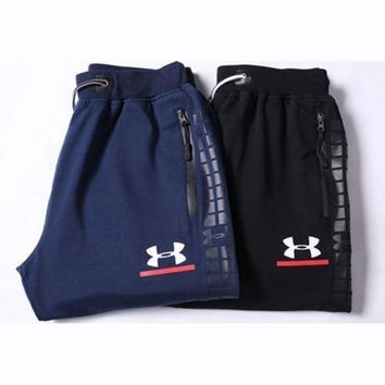 MDIGV9O Under Armour Women Men Casual Pants Trousers Sweatpants