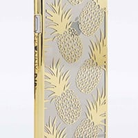 Skinny Dip Pineapple iPhone 6 Case in Gold - Urban Outfitters
