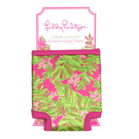 Lilly Pulitzer Drink Hugger- Jungle Tumble