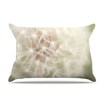 "Catherine McDonald ""Dandelion"" Pillow Sham"