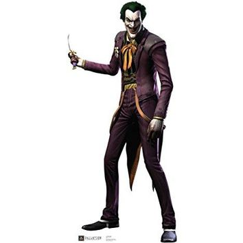 Joker - DC Comics Injustice: Gods Among Us - Advanced Graphics Life Size Cardboard Standup