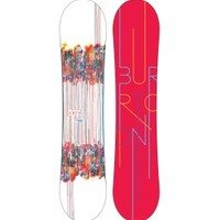 Burton Girls' Feelgood Smalls Snowboard 2012-2013