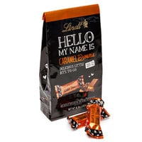 Lindt Hello Chocolate Minis - Caramel Brownie: 4.9-Ounce Bag