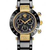Versace - Black and gold Reve Ceramic