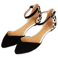MARNIE 2 Part Pointed Shoes - View All  - Shoes
