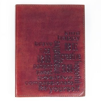 Be Yourself Slip-In Journal - Matr Boomie (J)
