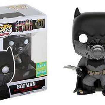 Funko Pop Heroes: Batman (Underwater) 2016 SDCC Exclusive Vinyl Figure