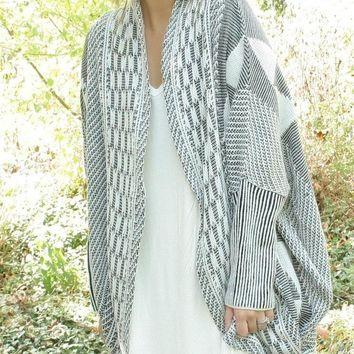 Crowder Tribal Cardigan