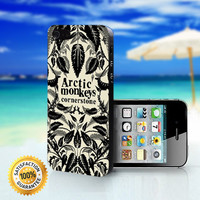 Arctic Monkeys British Rock Band - For iPhone 4/4s, iPhone 5, iPhone 5s, iPhone 5c case. Please choose the option