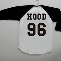 Hood 96 5SOS Long Sleeve Tee Shirt T-Shirt Top Unisex Size