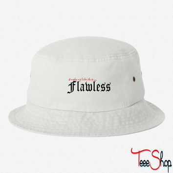 FLAWLESS shirts 1 bucket hat