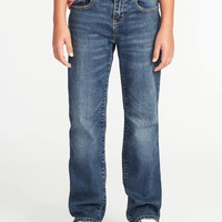 Built-In-Flex Straight Jeans for Boys|old-navy
