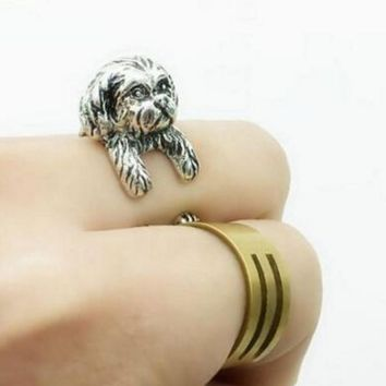 Shih Tzu Dog Ring