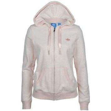 adidas Originals Slim Zip Hoodie - Women's at Lady Foot Locker