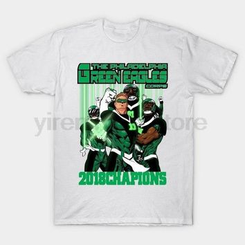 The Philadelphia Green Eagles Corps T-Shirt