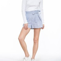 LUNA HIGH WAISTED BOW SHORTS