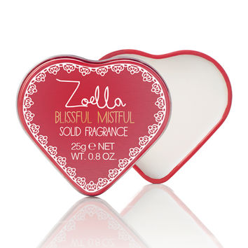 Zoella Beauty Blissful Mistful Solid Fragrance 25g