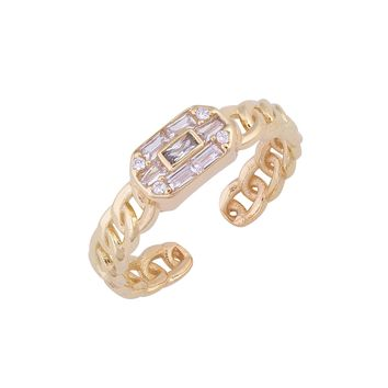 Colorful Links Ring