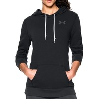 Under Armour Women's Favorite French Terry Fleece Popover Hoodie | DICK'S Sporting Goods