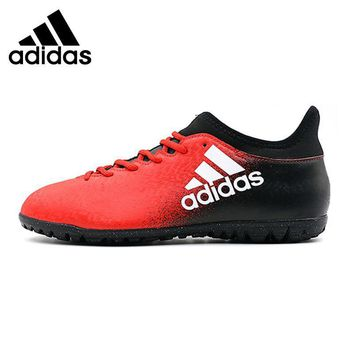 Original New Arrival 2017 Adidas X 16.3 TF Men's Football/Soccer Shoes Sneakers
