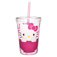 Hello Kitty Double Walled Insulated Tumbler Set of 2