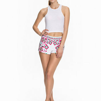 Rib Crop Top, NLY Trend