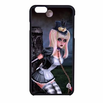 Disney Bad Alice In Wonderland iPhone 6 Case