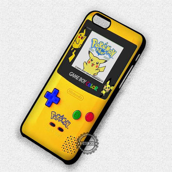 Retro Gameboy Zelda - iPhone 7 6 Plus 5c 5s SE Cases & Covers