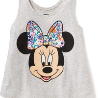Disney© Minnie Mouse Tank for Toddler | Old Navy