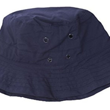 EGG by Susan Lazar Baby Boy's Bucket Hat Small Navy