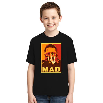 Max Rockatansky MAD (furycolor 2) Youth T-shirt