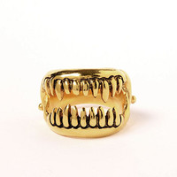 Viento 'Jaws' Ring
