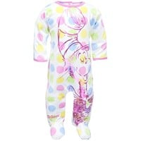 Dr. Seuss - Big Cat Infant Footed Pajamas