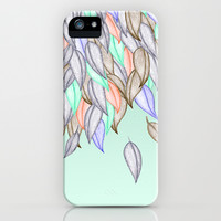CRAYON LOVE  - A Different Nature iPhone & iPod Case by Jacqueline Maldonado